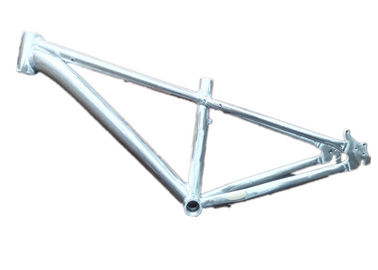 China Aluminum 24 Light Bmx Frames Kids Disc Brake TIG Welding Custom Design supplier