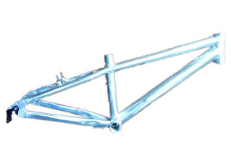"China 20"" Wheel Light Bmx Frames Manual Arc Welding Customized Painting Design supplier"