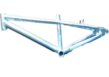 China 20er Light Bmx Bike Frames Aluminum Alloy V Brake Manual Arc Welding supplier