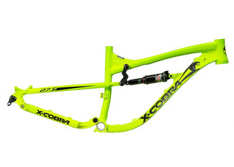 China 27.5 Inch Custom Mountain Bike Frame Disc Brake With Customized Color supplier