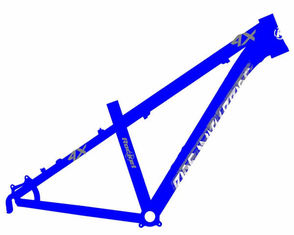 China Versatile All Mountain Hardtail Frame , Bmx Dj Bike Frame Tapered Headtube supplier